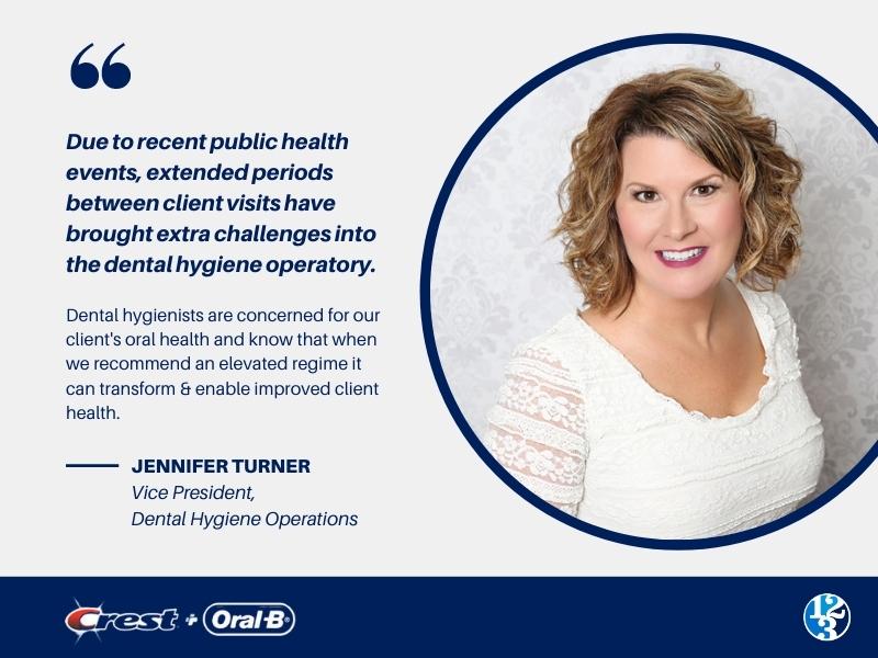 Transformational Gum Health with the Crest + Oral-B Regimen
